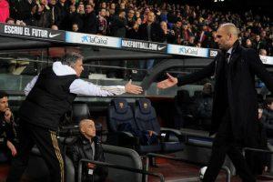 Getty Images Foto:Los entrenadores tenían una buena relación en el vestidor de Barcelona. Imagen Por: