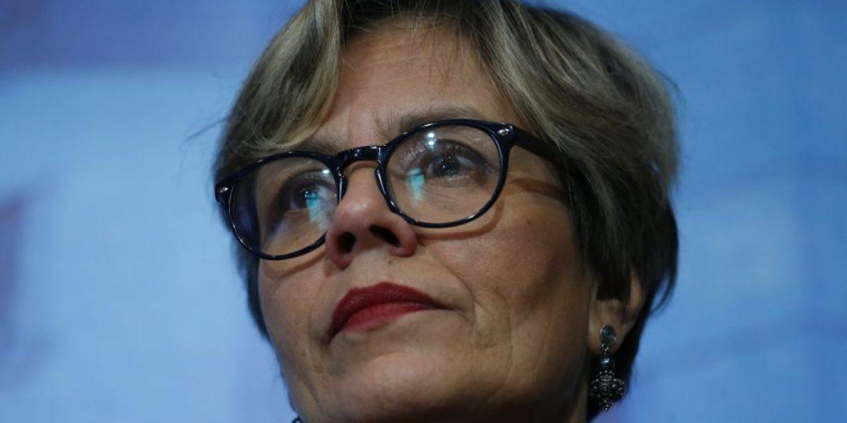Las reacciones tras anuncio que deja a Lorena Fries como subsecretaria de DDHH