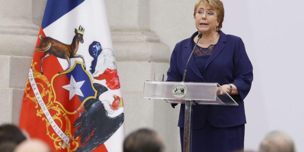Bachelet en conmemoración del 11 de septiembre: