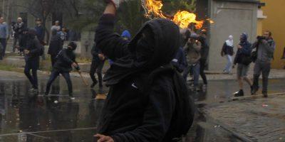 Balance preliminar de Carabineros: 12 detenidos por desórdenes en Santiago
