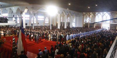De Bachelet a Farkas: las postales que dejó el tradicional Te Deum evangélico