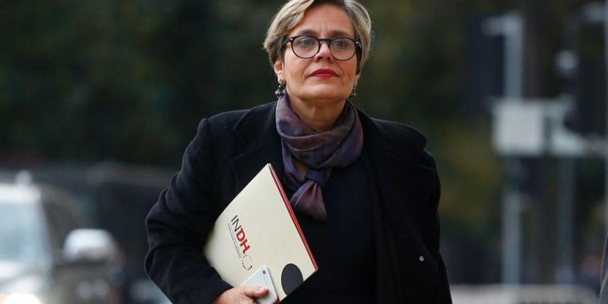 Presidenta Bachelet confirma a Lorena Fries como la primera subsecretaria de DDHH