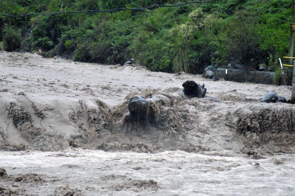 La cuenca del Maipo hoy representa al 80% del agua potable consumida a la RM y al 82% de la utilizada para regadío agrícola. Foto:Agencia UNO. Imagen Por: