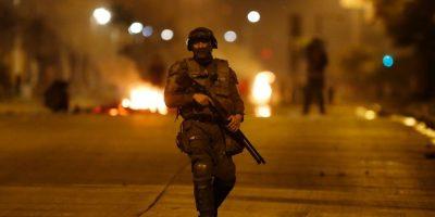 Gobierno y balance por 11 de septiembre: 140 incidentes, 49 detenidos y siete carabineros heridos