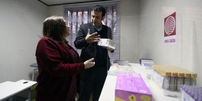 Estación Central presenta primer laboratorio comunal a nivel nacional