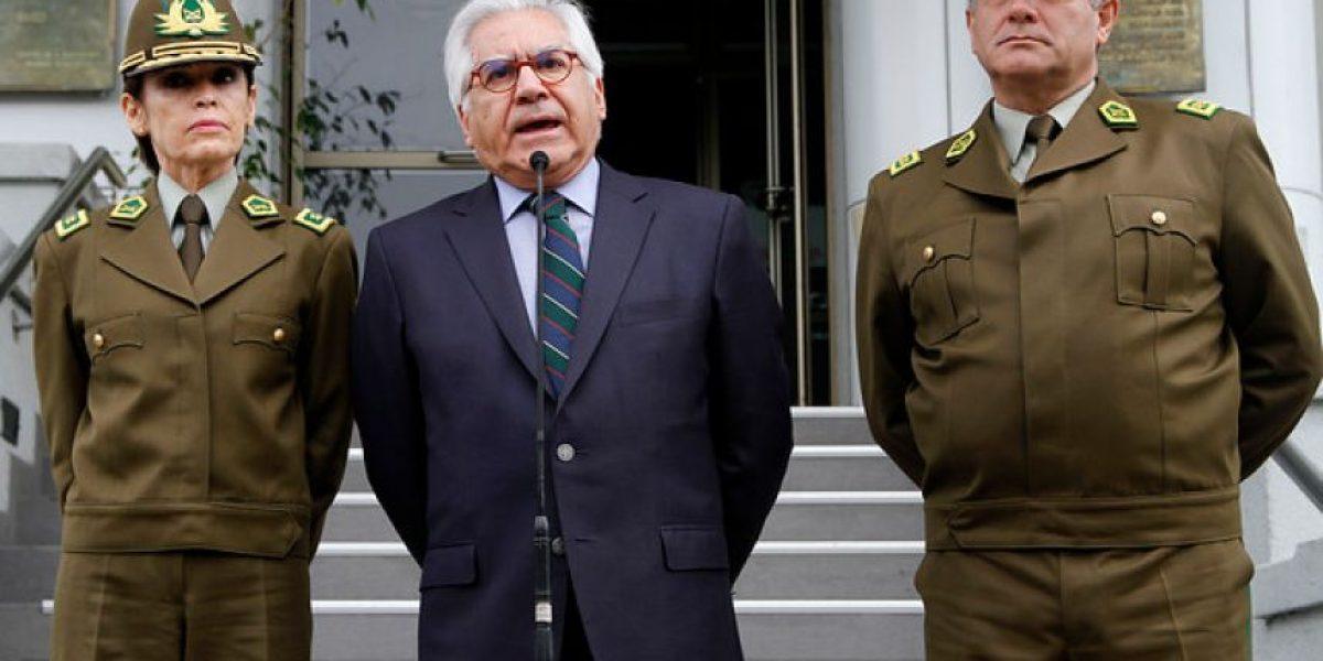 Ministro Fernández y cierre de Punta Peuco: