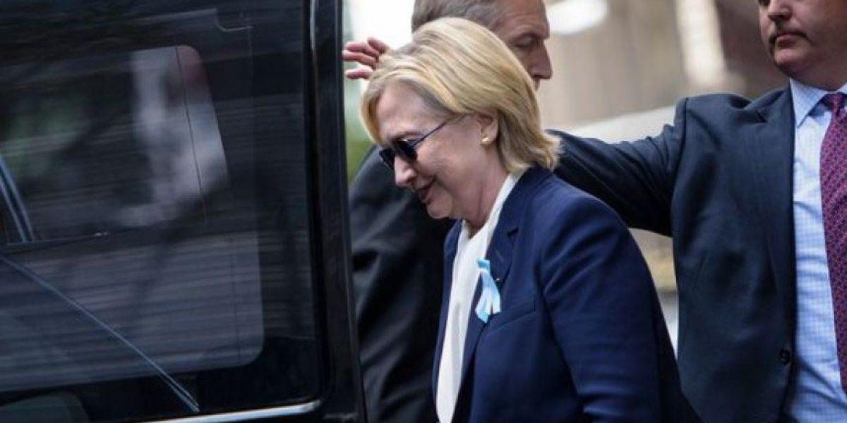 ¿Es la salud de Hillary Clinton un problema para su campaña?