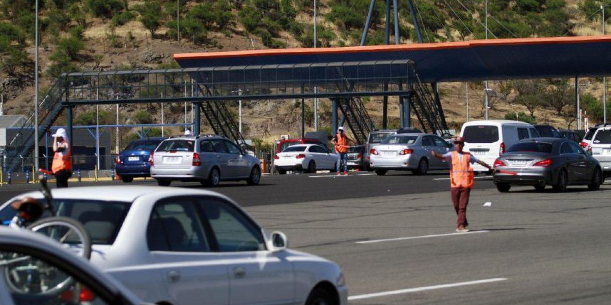 Fiestas Patrias: despliegan plan de contingencia ante salida de más de 350 mil vehículos de la capital