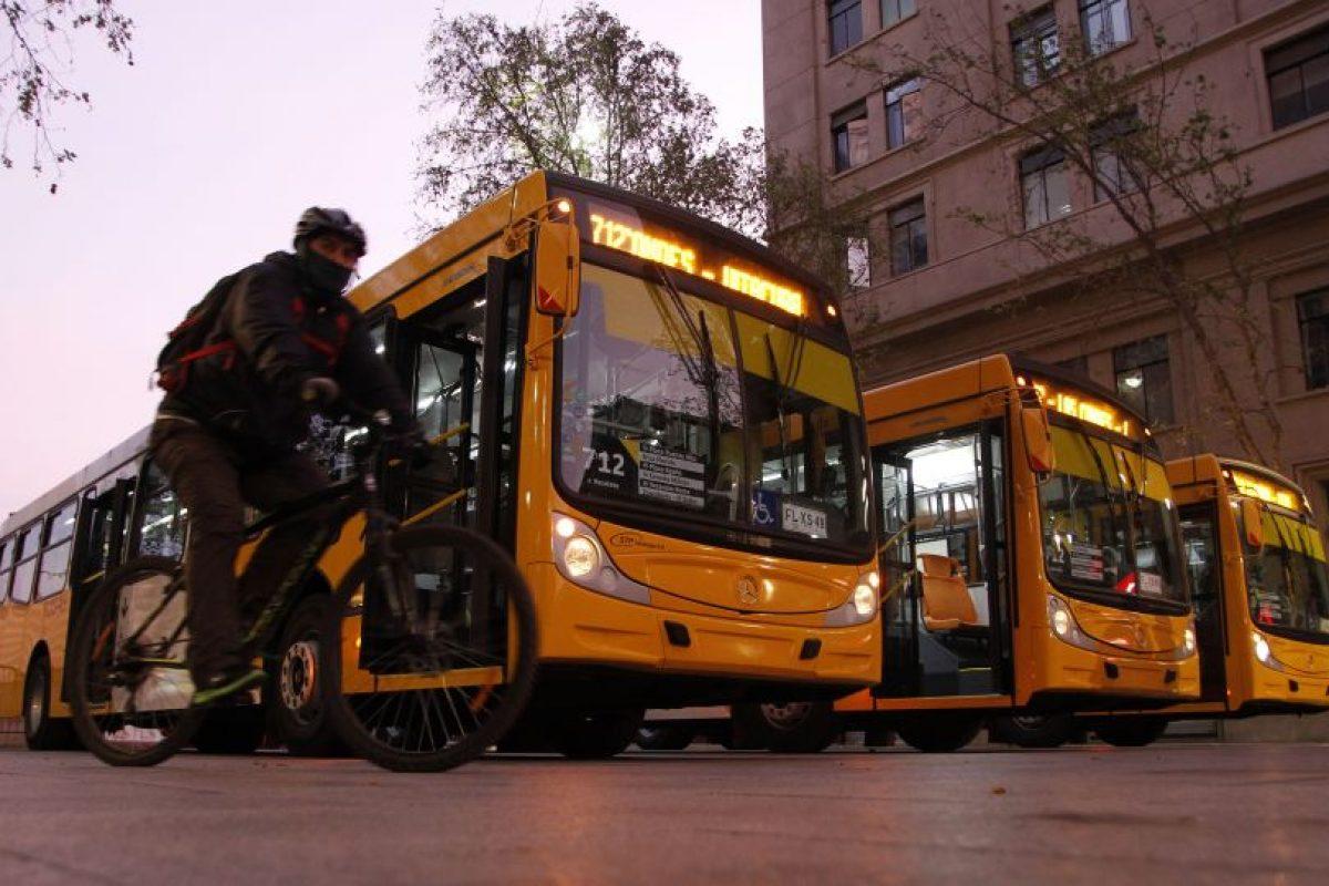 Al igual como fue con el servicio 213e en noviembre pasado, el recorrido 112 cambia de operador y comienza a funcionar con nuevos buses, a partir del próximo 24 de septiembre. Foto:Aton. Imagen Por: