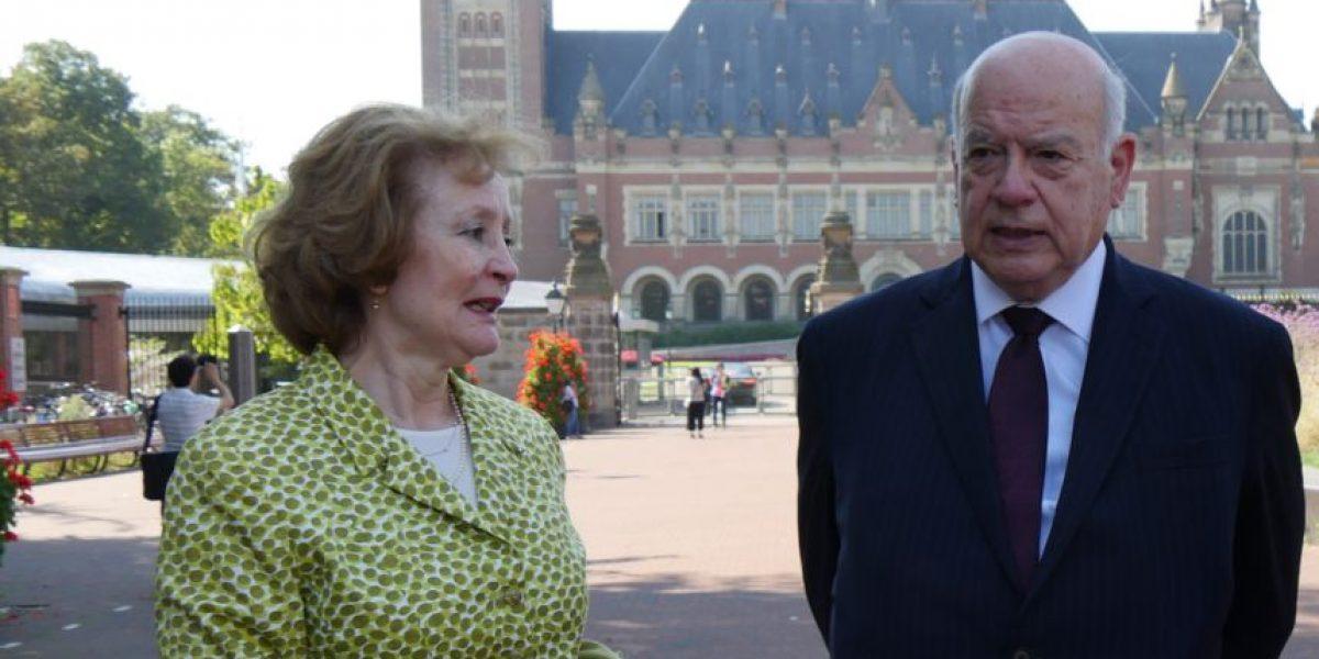 Insulza por demanda en La Haya: