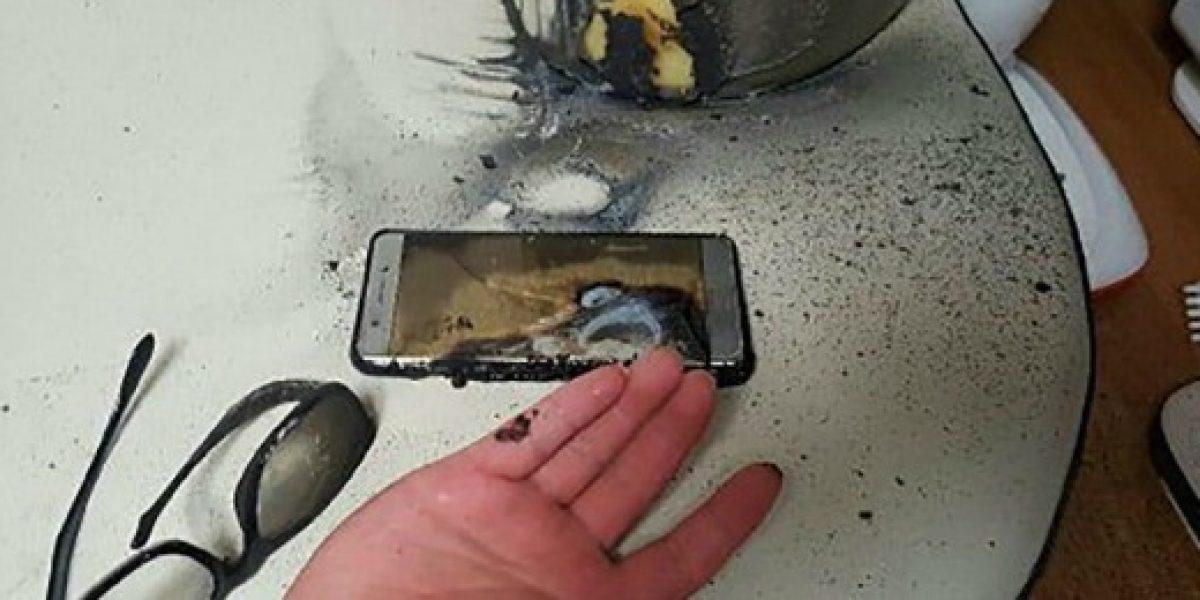 Samsung se recupera de fuerte caída en bolsa por problemas del Note 7