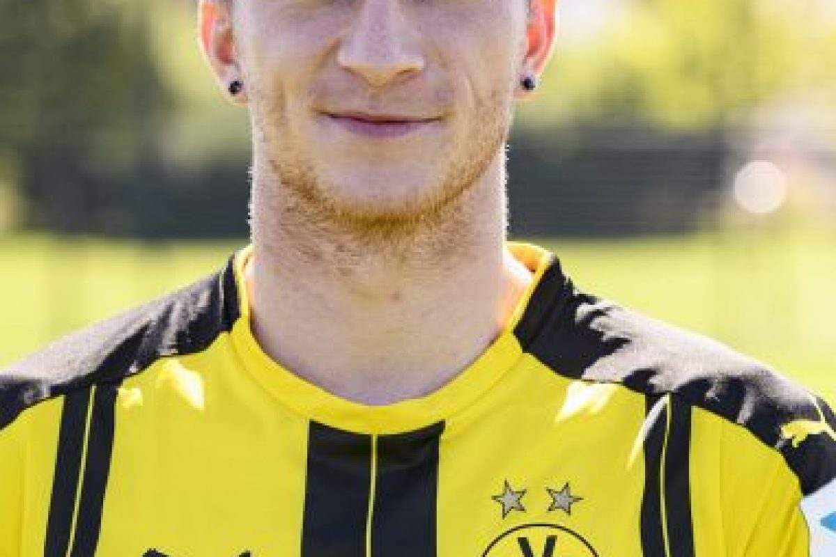Getty Images Foto:Marco Reus (Borussia Dortmund). Imagen Por: