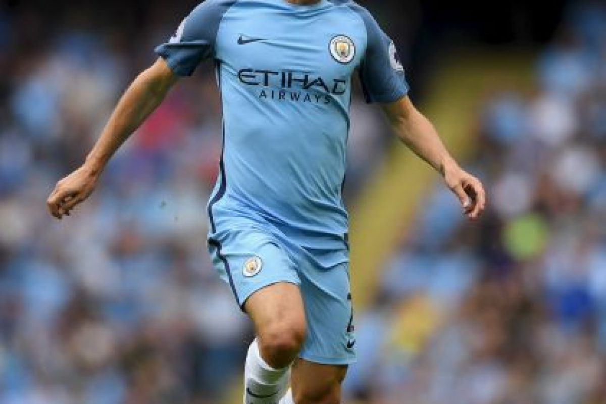 Getty Images Foto:David Silva (Manchester City). Imagen Por:
