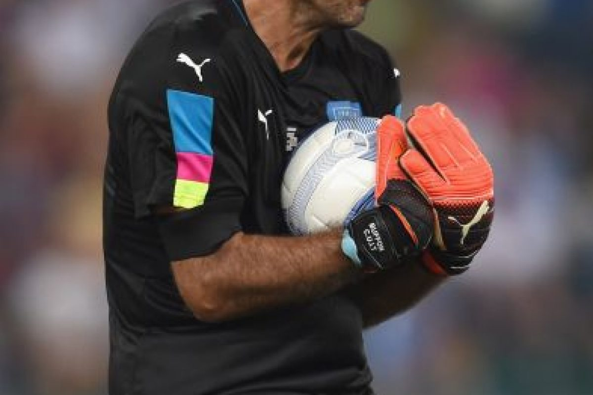 Getty Images Foto:Gianluigi Buffon (Juventus). Imagen Por: