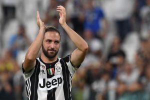 Getty Images Foto:Gonzalo Higuaín (Juventus). Imagen Por: