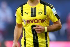 Getty Images Foto:Mario Götze (Borussia Dortmund). Imagen Por:
