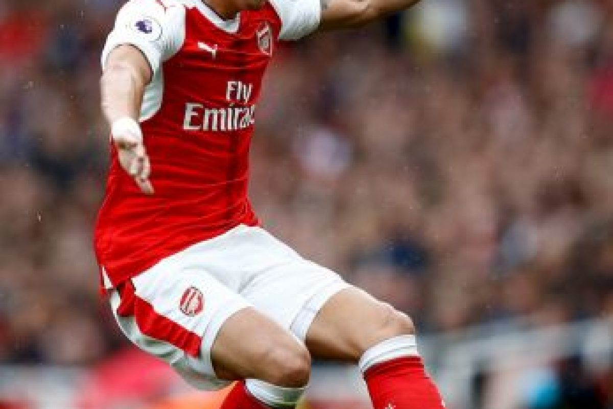 Getty Images Foto:Mesut Özil (Arsenal). Imagen Por: