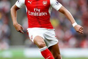 Getty Images Foto:Alexis Sanchez (Arsenal). Imagen Por: