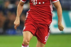 Getty Images Foto:Robert Lewandowski (Bayern Múnich). Imagen Por: