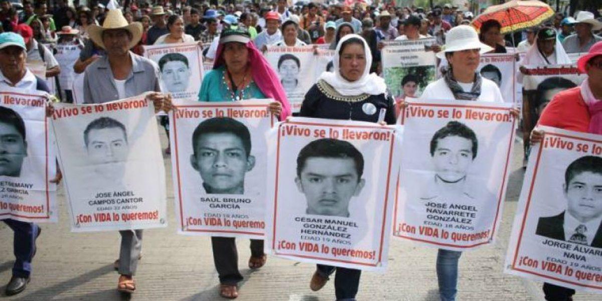 Estudio descarta que los 43 estudiantes de Ayotzinapa fueran quemados