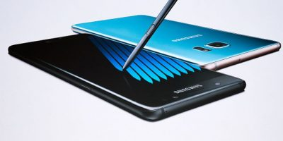 Samsung limitará capacidad de recarga en las baterías de los Galaxy Note 7