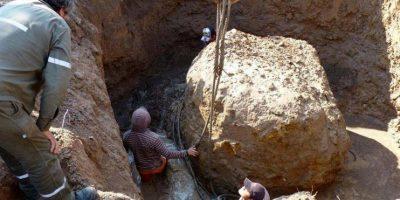 Encuentran en Argentina el segundo meteorito más grande del mundo