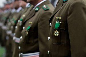 El sargento segundo de Carabineros Claudio Contreras Trureo denunció su baja de la institución cursada, a su juicio, de manera arbitraria. Foto:Agencia UNO / Imagen Referencial. Imagen Por: