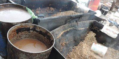 En Perú clausuran una fábrica clandestina que hacía jabones con grasa de pollo