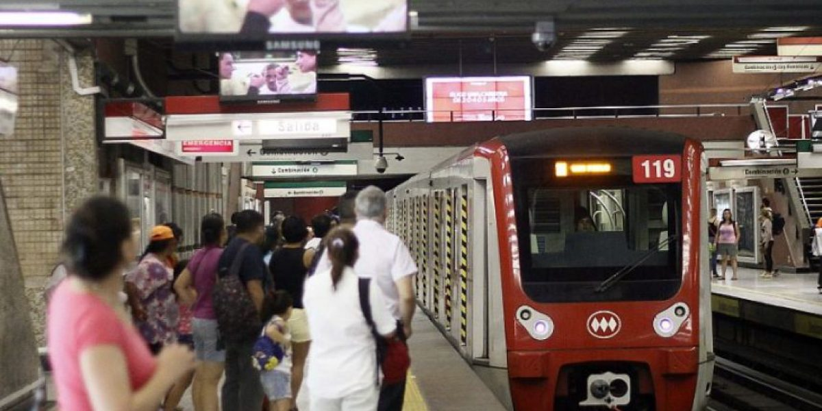 Metro responde a denuncia de trabajadores: acusan grave falla en sistema de pilotaje