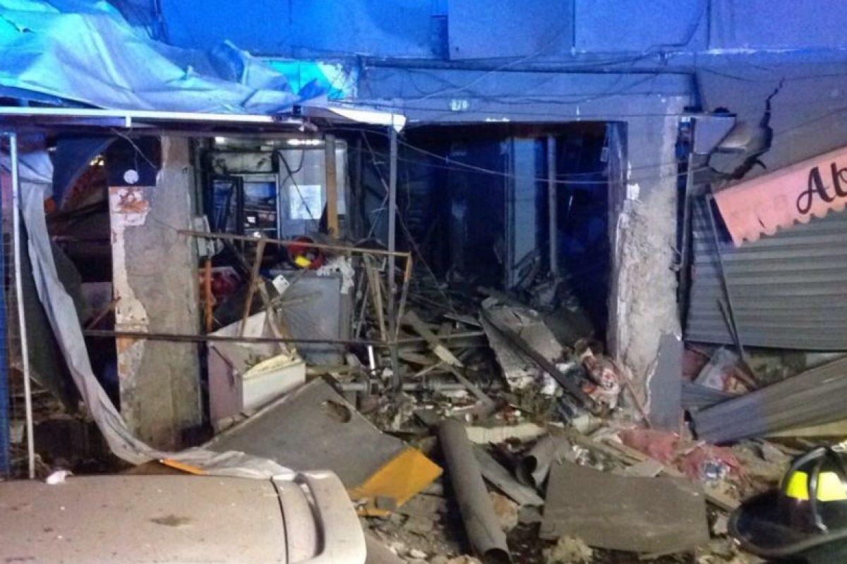 No se informó de lesionados ni víctimas fatales. Foto:Reproducción Twitter @Bomba_Decima. Imagen Por: