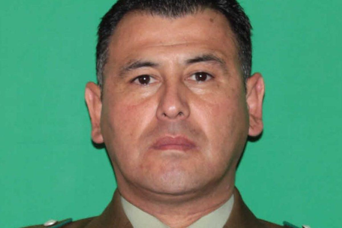 El sargento segundo de Carabineros Claudio Contreras Trureo denunció su baja de la institución cursada, a su juicio, de manera arbitraria. Foto:Publimetro. Imagen Por: