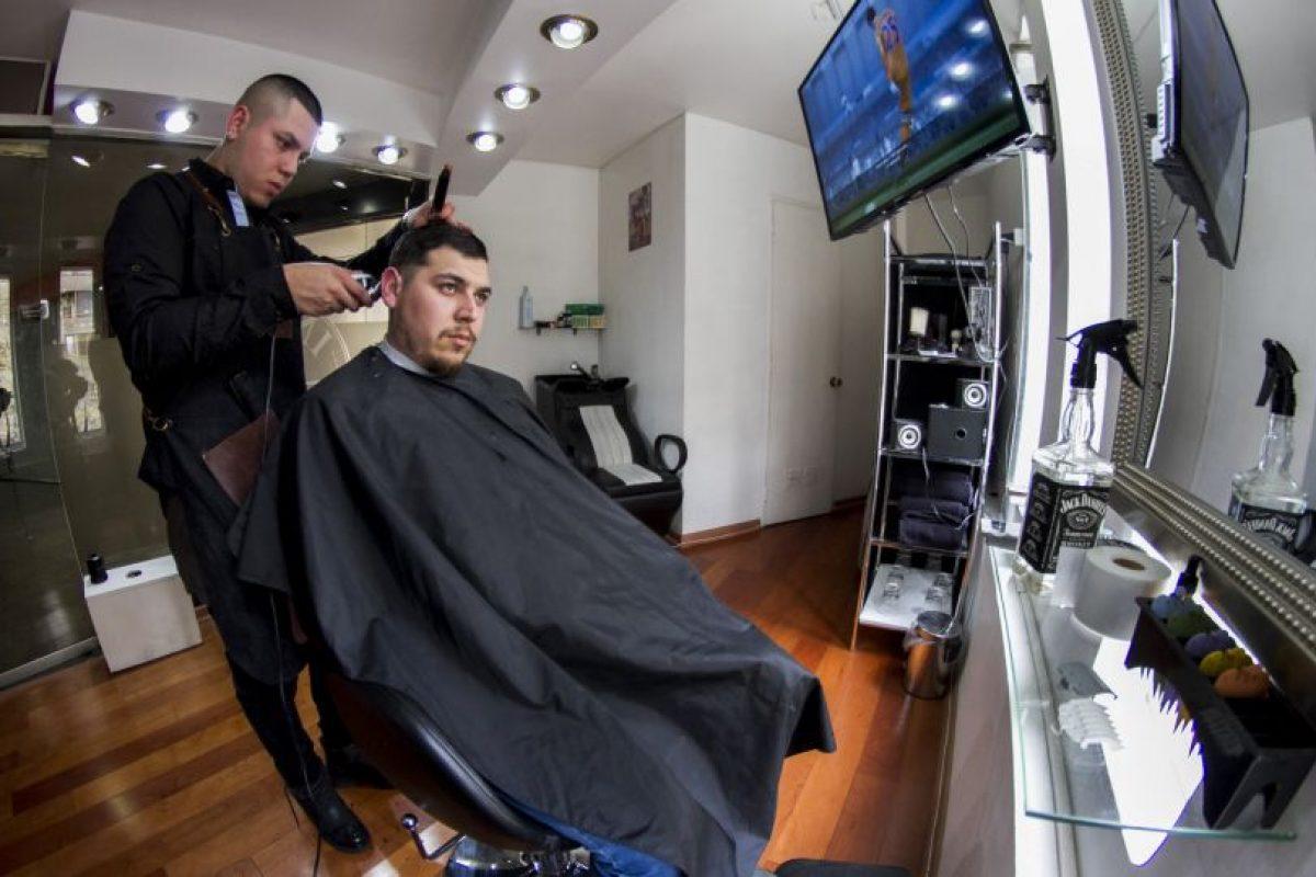 Inda's Barbería Foto:Sylvio García/ Publimetro. Imagen Por: