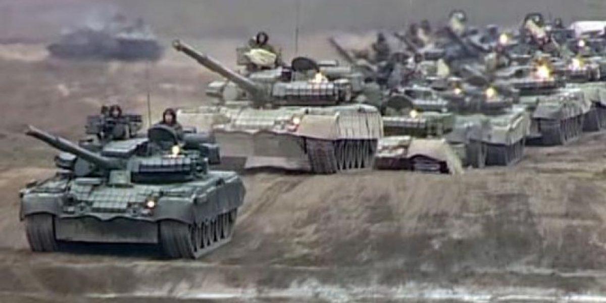 Rusia estrena en acción a poderoso tanque de guerra: el primero desde el fin de la Unión Soviética