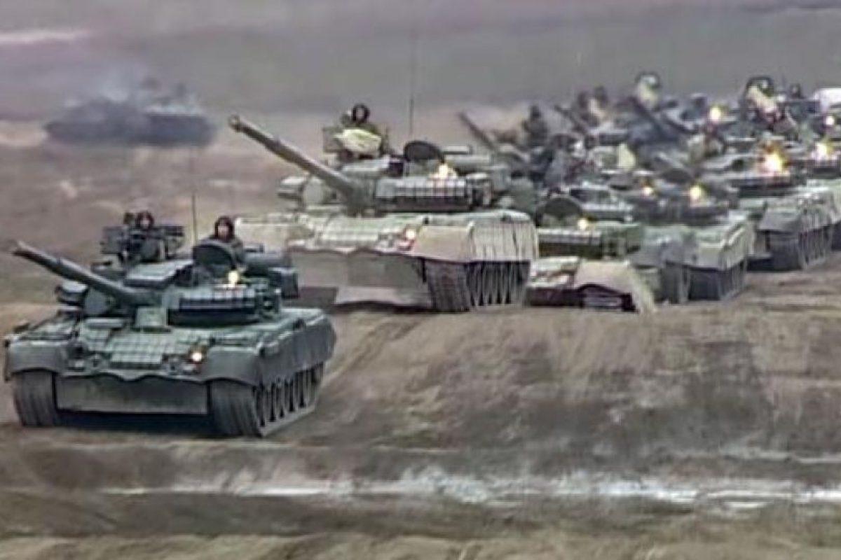 Foto:Ministerio de Defensa de Rusia. Imagen Por: