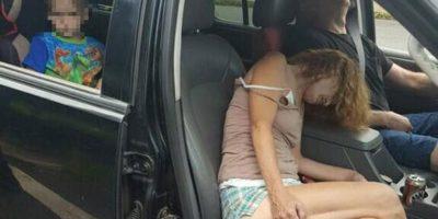 ¿Qué pasará con el niño de 4 años que fue hallado en automóvil con dos adultos con sobredosis?
