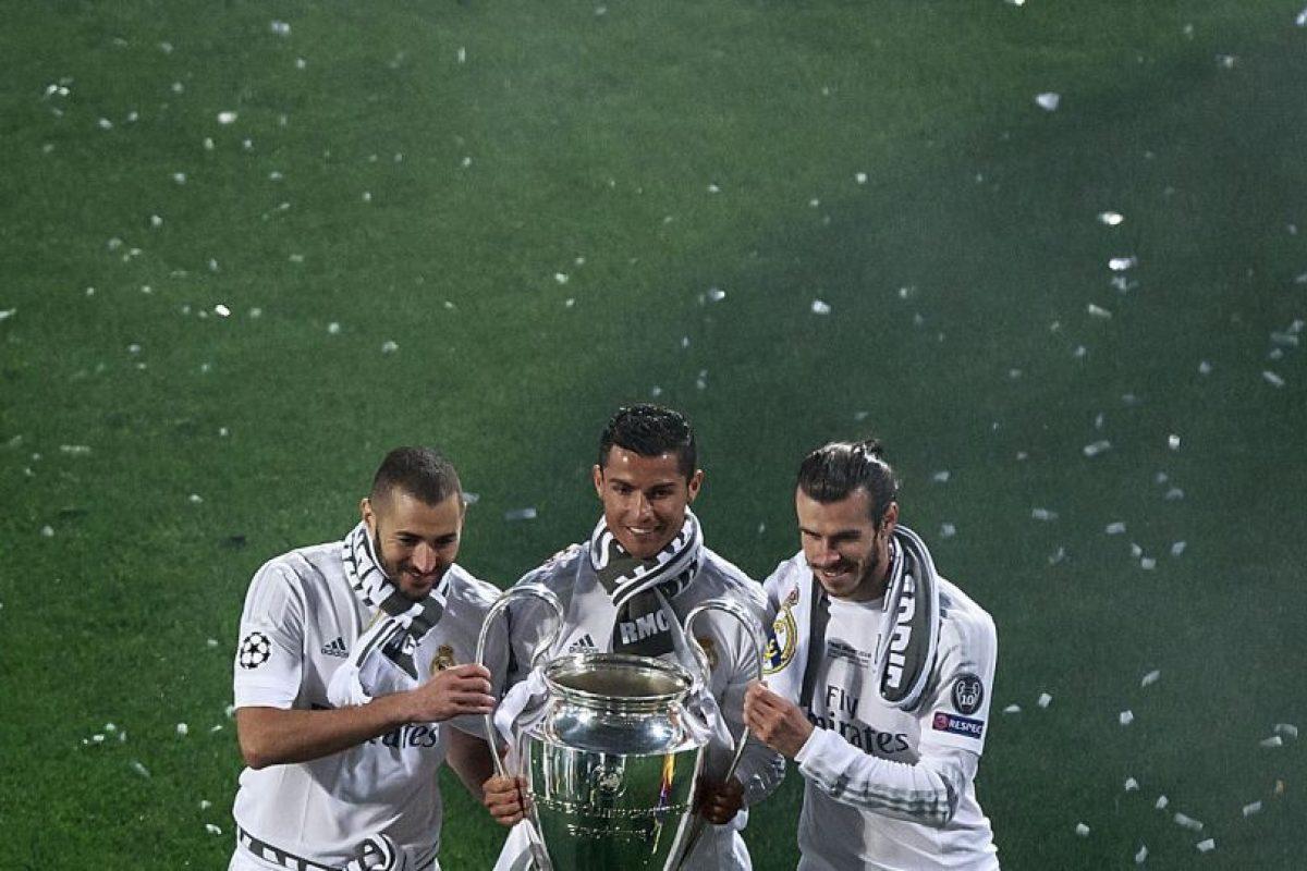 Getty Images Foto:Cristiano Ronaldo se enfrena al club que lo debutó en Primera. Imagen Por: