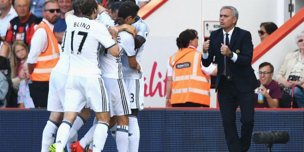 La acción de Mourinho para ganarse al Manchester United