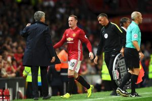 Getty Images Foto:El camarín de Manchester United está respirando calma. Imagen Por: