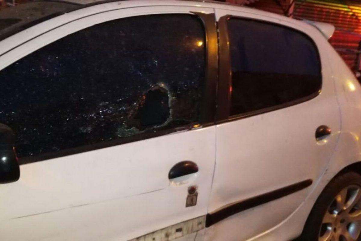 No se informó de lesionados ni víctimas fatales. Foto:Rodrigo Fuentes/ Publimetro. Imagen Por: