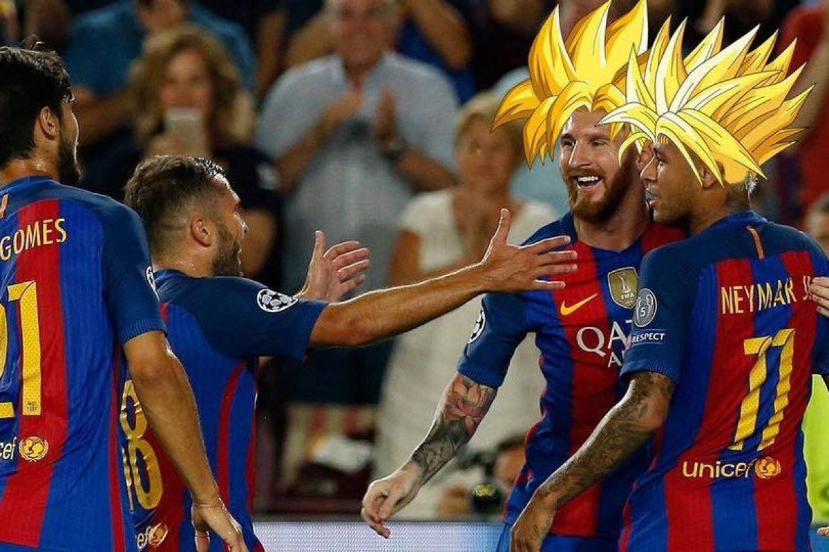 Twitter Foto:Las mejores burlas de la primera fecha de la Champions. Imagen Por: