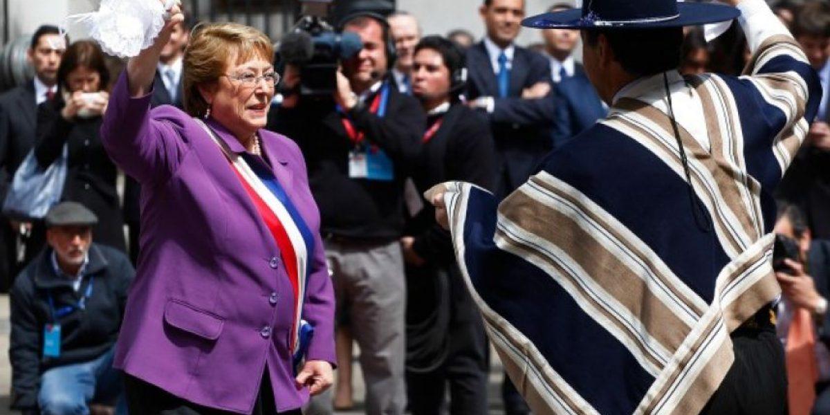 El sorprendente nombre que acompañaría a Bachelet en el pie de cueca en el Parque O