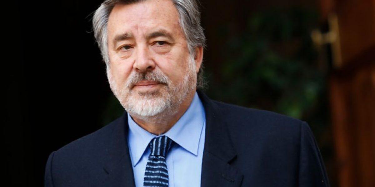 Senador Alejandro Guillier: