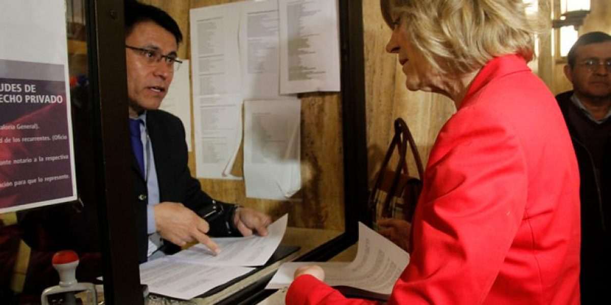 Matthei denuncia ante la Contraloría intervención del Gobierno a favor de Errázuriz en Providencia
