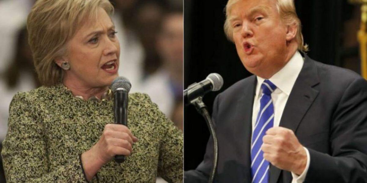 Hillary Clinton vuelve a la carrera con Trump al acecho