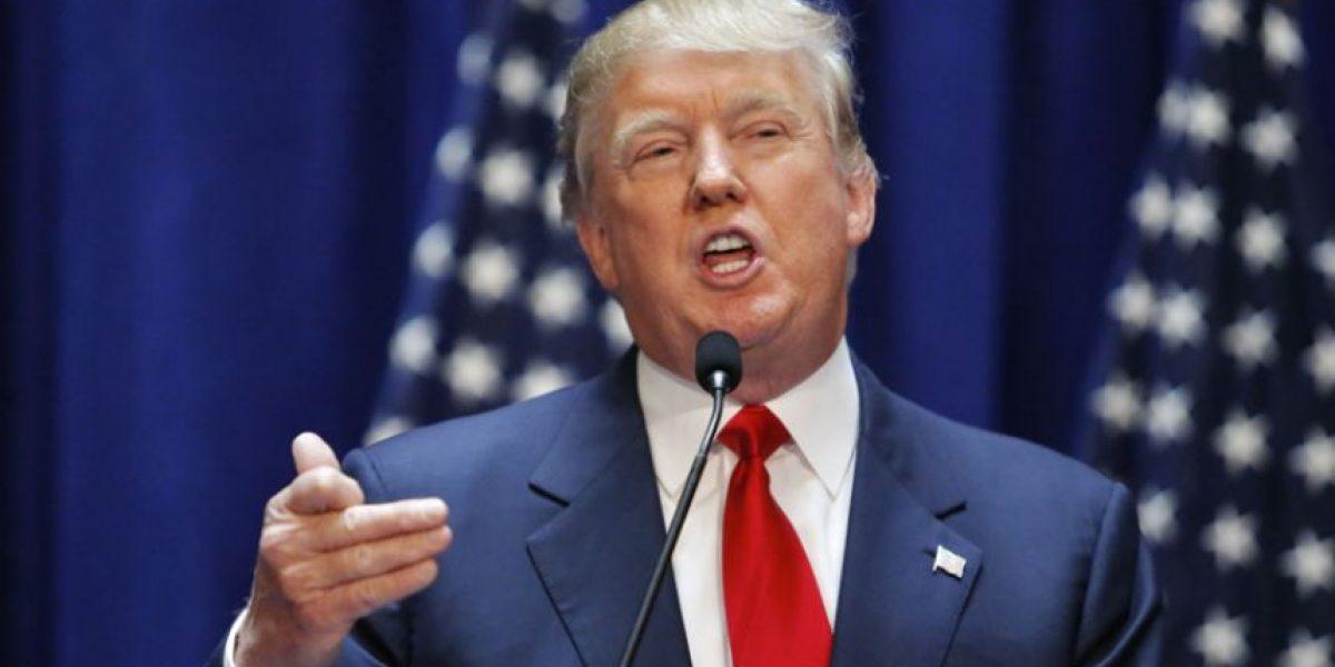 Informe médico de Donald Trump: pesa 120 kilos y tiene colesterol alto