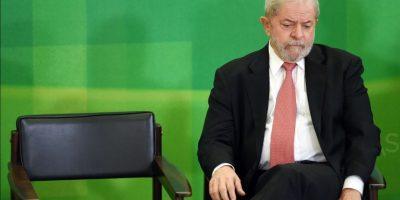 Acusan a Lula de comandar el