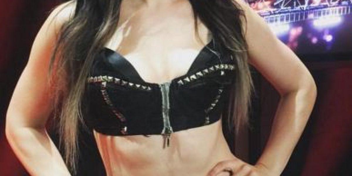 Paige no sigue a Alberto del Río fuera de WWE