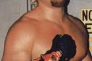 WWE Foto:Kane en sus inicios. Imagen Por: