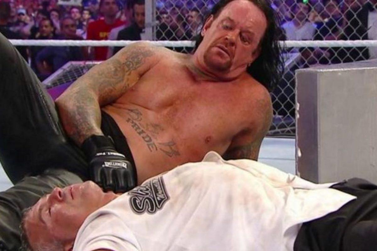 """WWE Foto:El """"Taker"""" en la actualidad. Imagen Por:"""