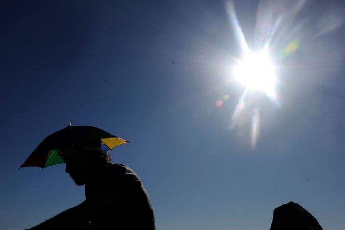 Las temperaturas medias del último mes fueron 0,16 grados superiores a las del último agosto más caluroso, el de 2014. Foto:Agencia UNO / Archivo. Imagen Por: